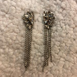 Lucky Brand | Chain Drop Earrings